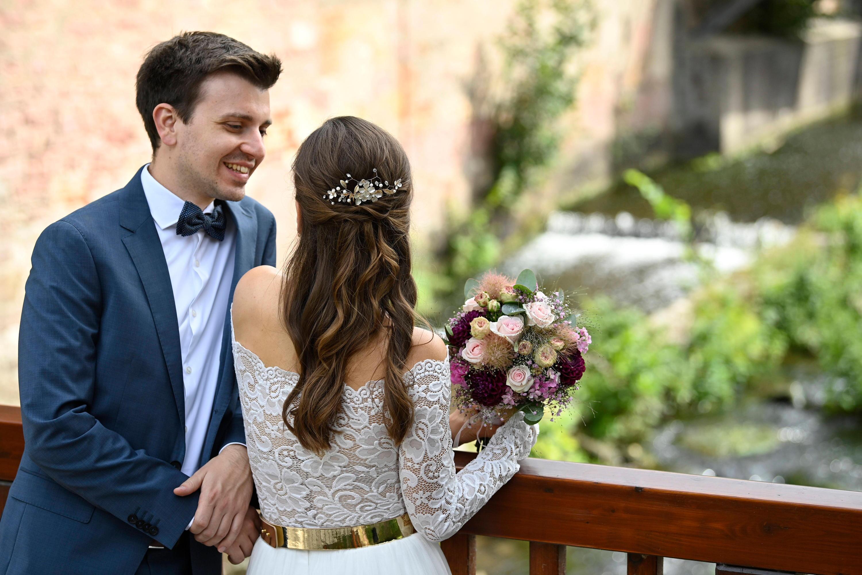 Bild zu Brautstrauß