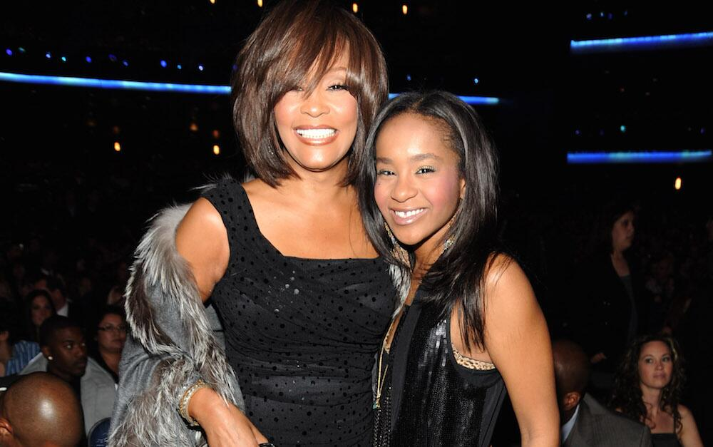 Whitney Houston Und Bobbi Kristina Brown Doppelmord Webde