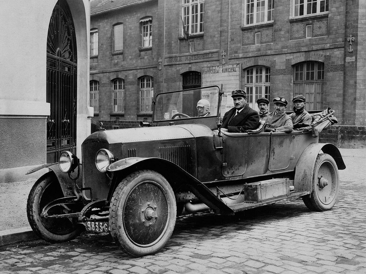 Bild zu Peugeot Typ 156 mit Dieselmotor