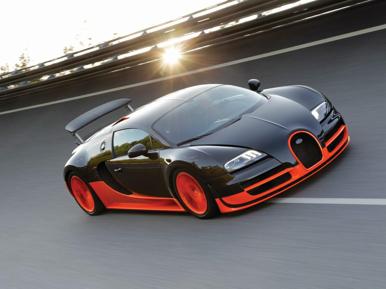Bild zu Bugatti Veyron 16.4 Super Sport