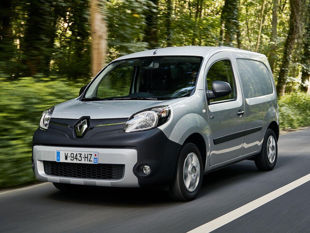 Bild zu Renault Kangoo Z.E.