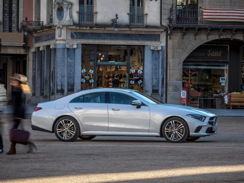 Bild zu Mercedes CLS