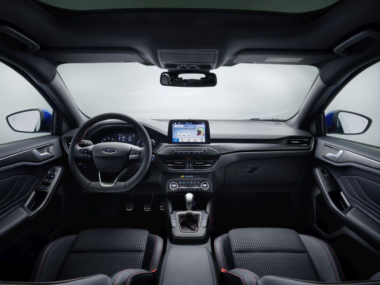 Bild zu Ford Focus 2018