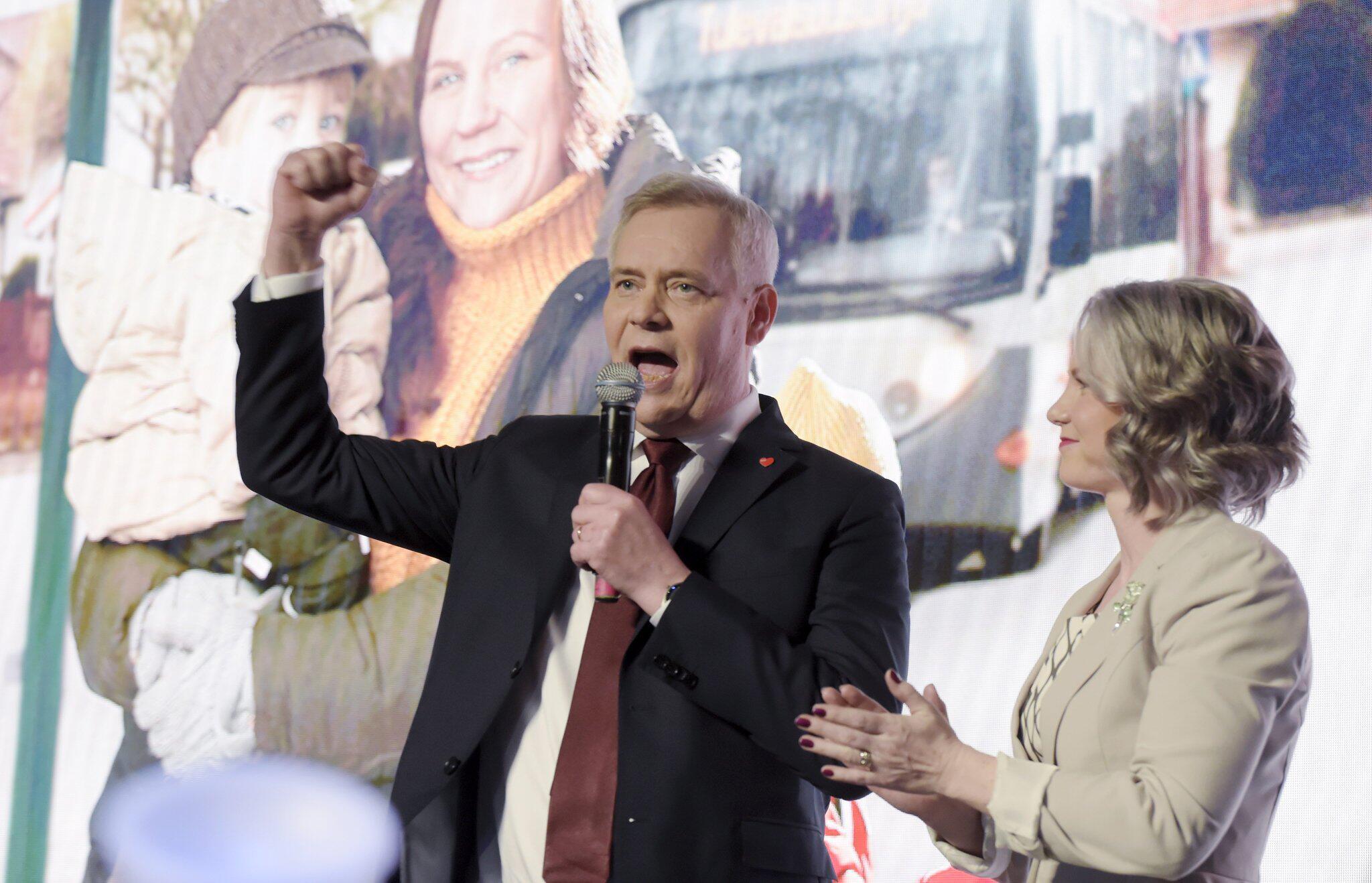 Bild zu Parlamentswahl in Finnland