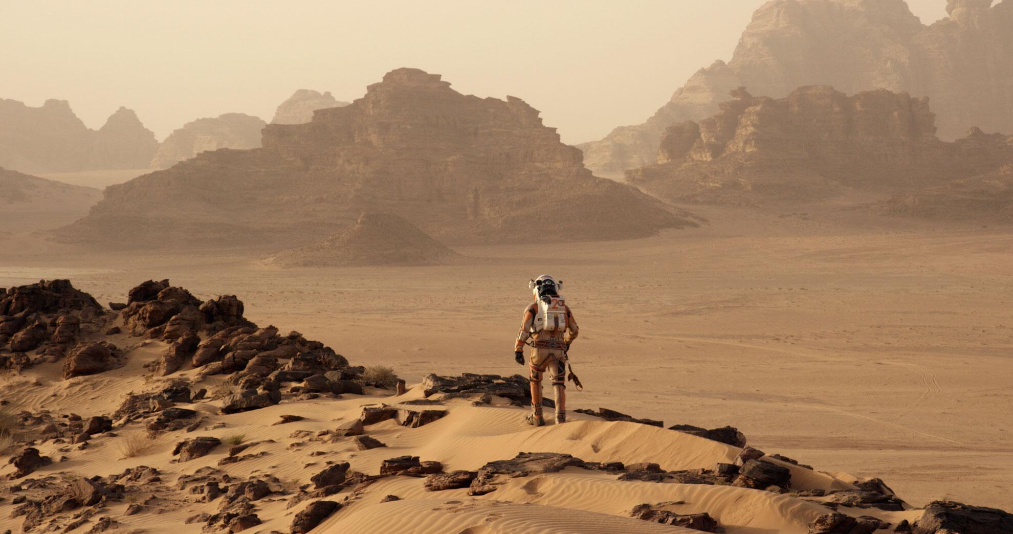 Bild zu Martian
