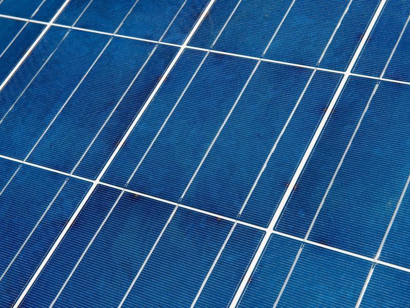 Bild zu Solaranlage