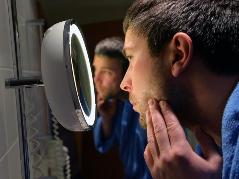 Bild zu Hautpflege für Männer