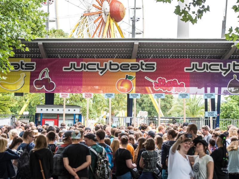 Bild zu Juicy-Beats-Festival