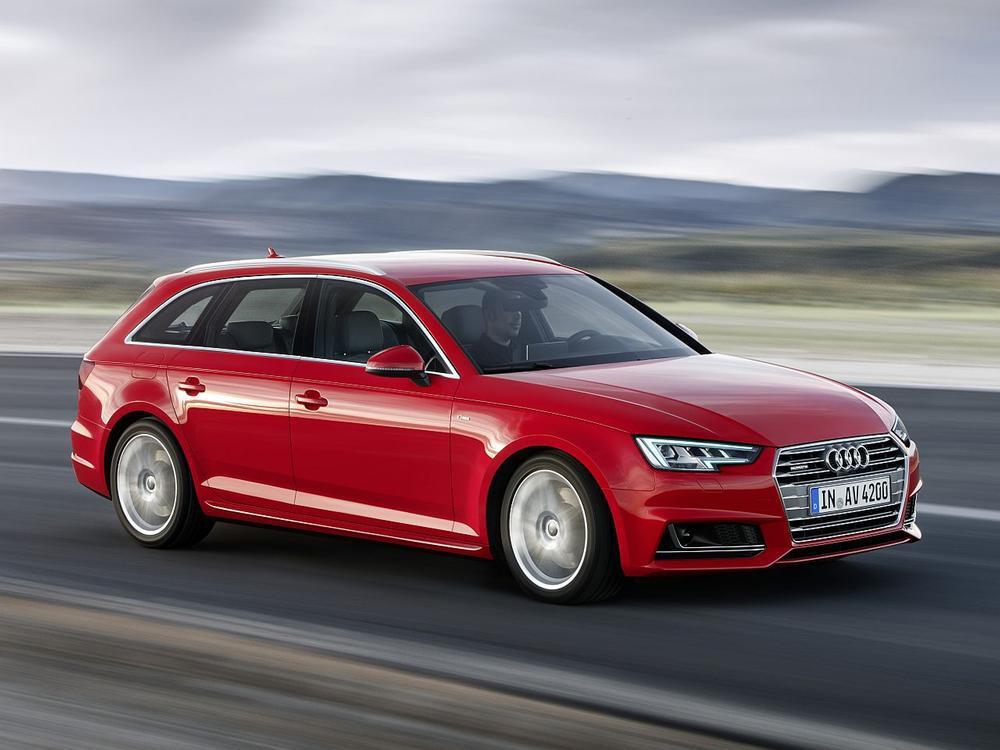 Bild zu Platz 7: Audi A4/S4/RS4