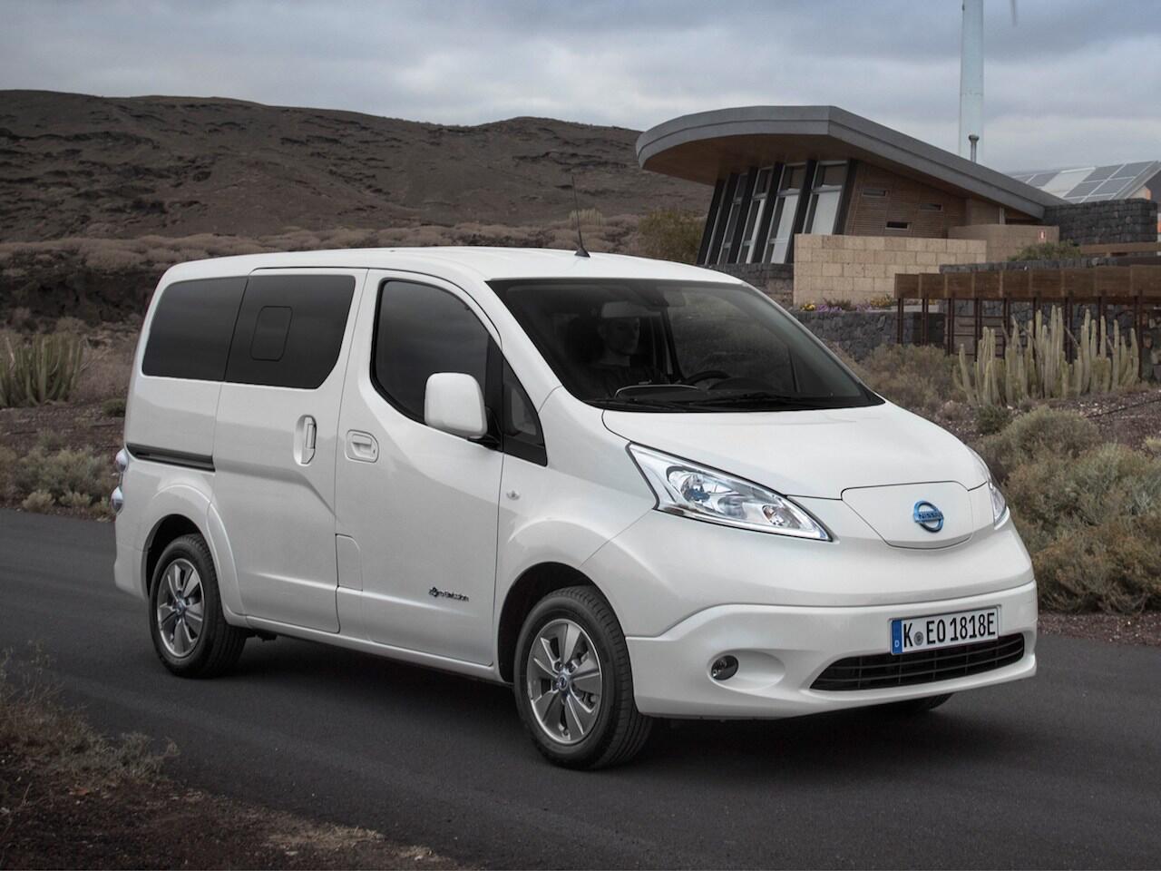 Bild zu Nissan e-NV200