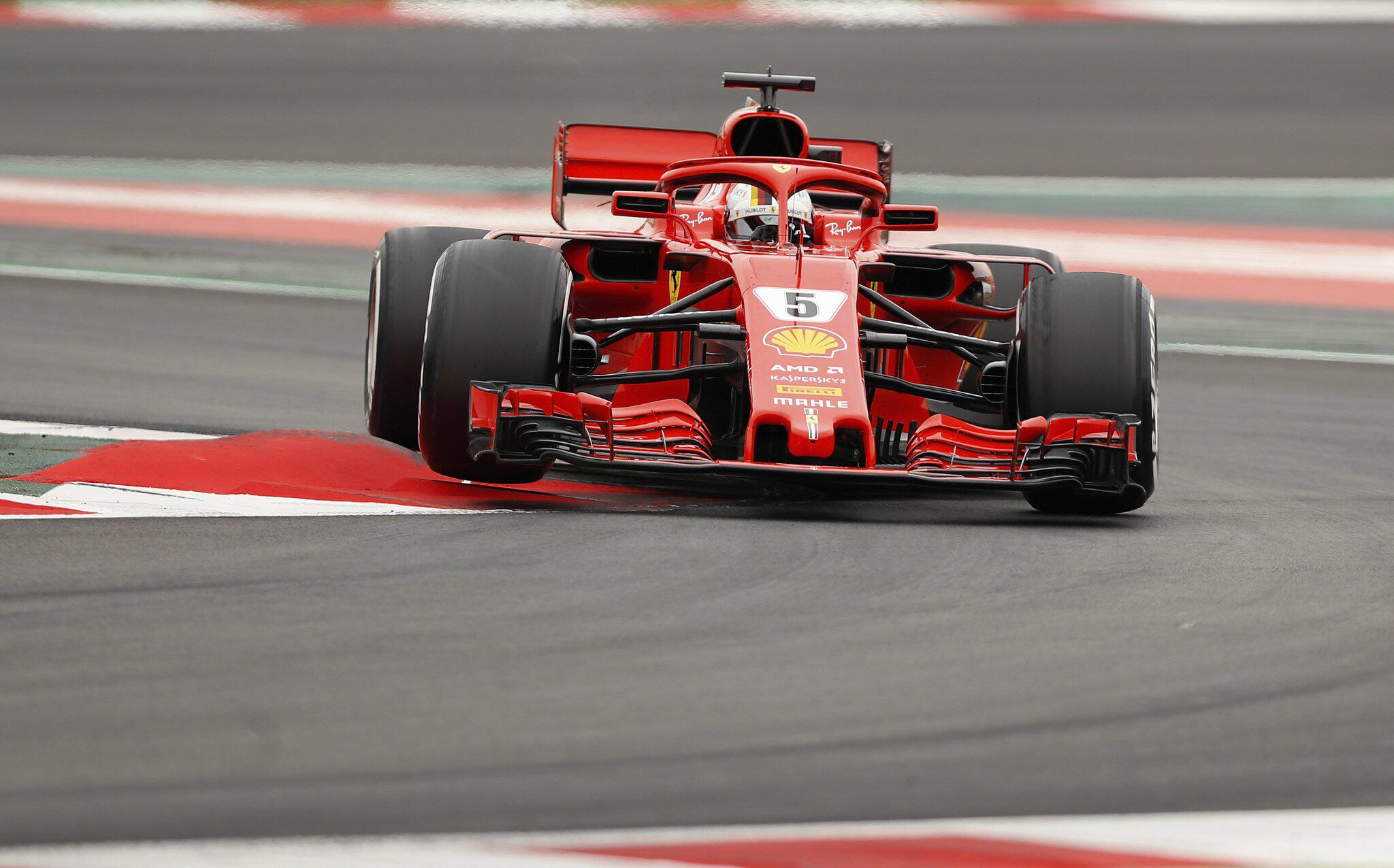 Bild zu Formel 1 : Ferrari