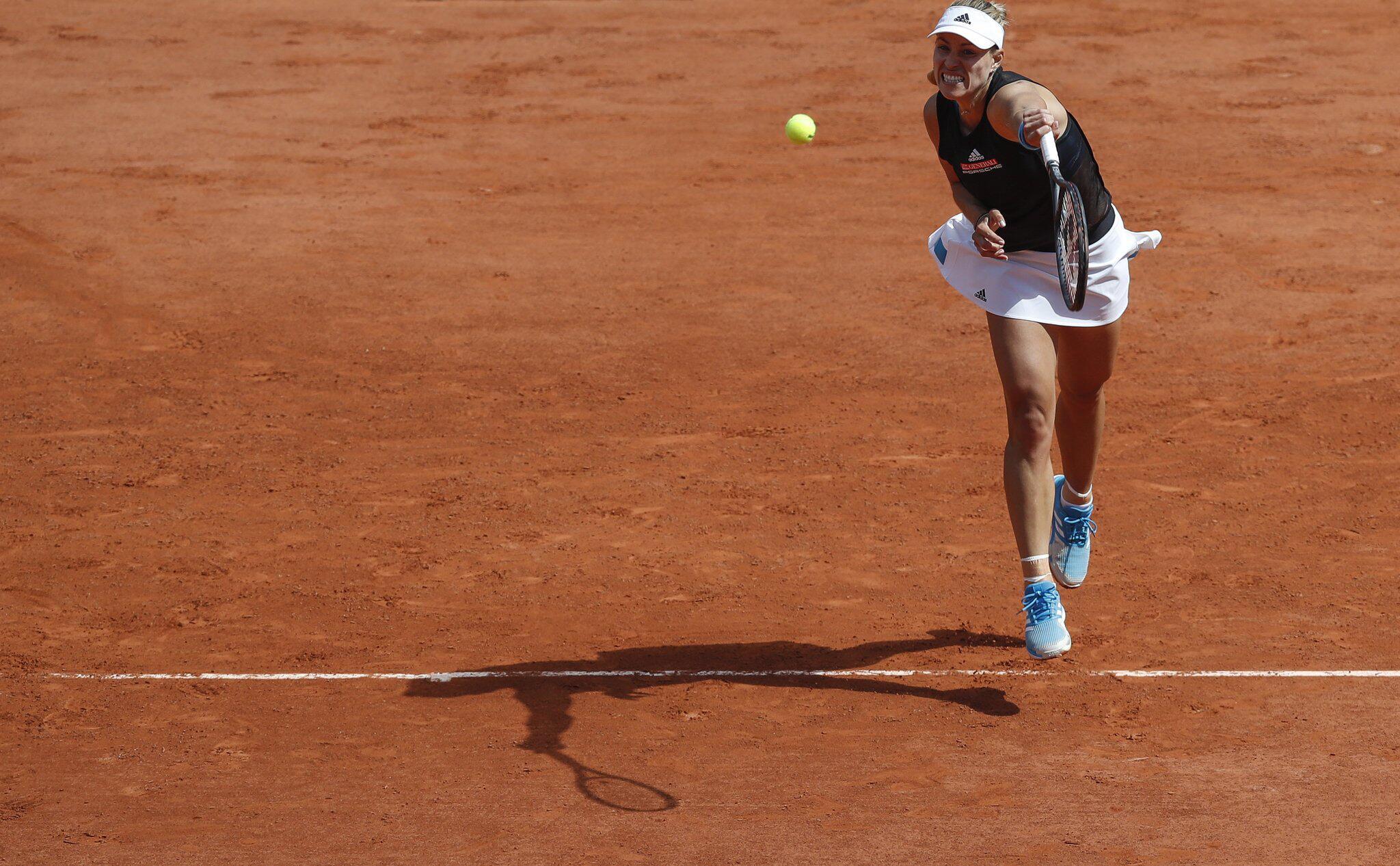 French Open: Angelique Kerber in erster Runde ausgeschieden