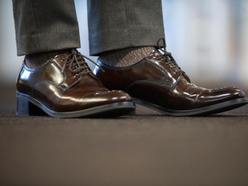 Bild zu Schuhe mit Hose richtig kombinieren