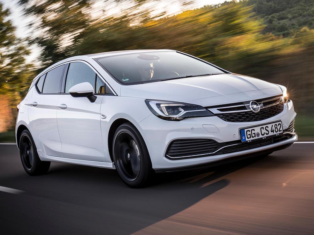 Bild zu Platz 6: Opel Astra