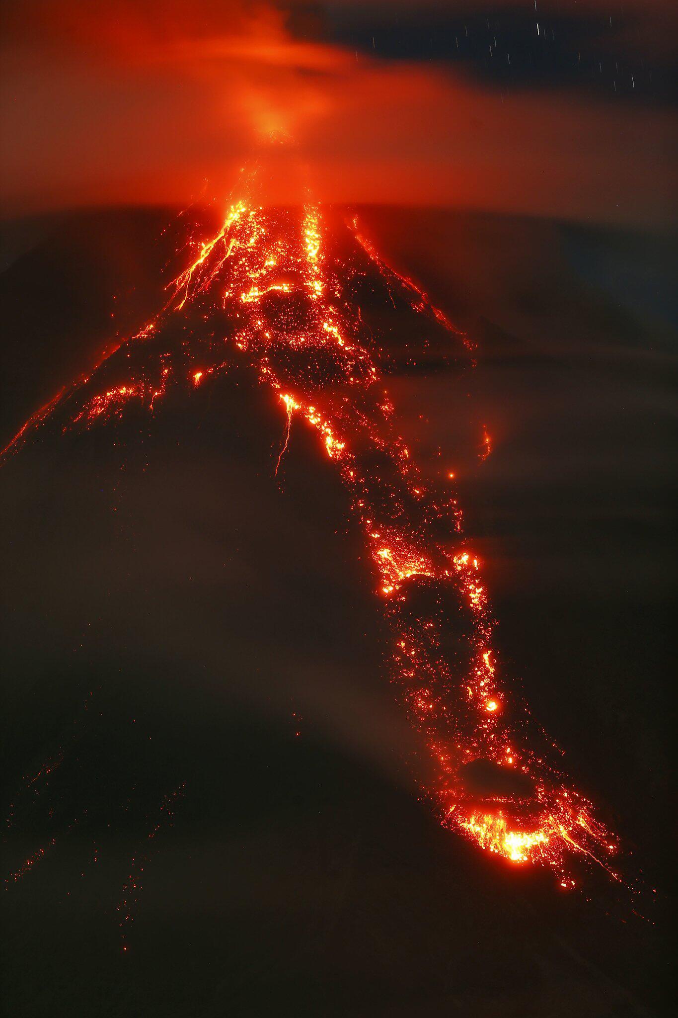 Bild zu Vulkan Mayon