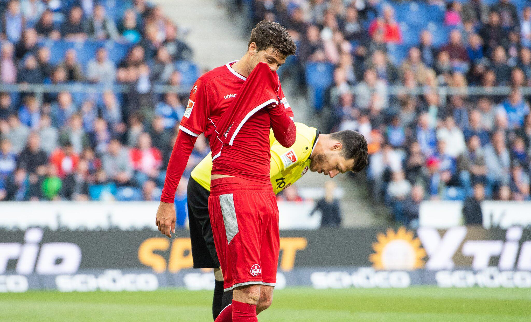 Bild zu Arminia Bielefeld - 1. FC Kaiserslautern