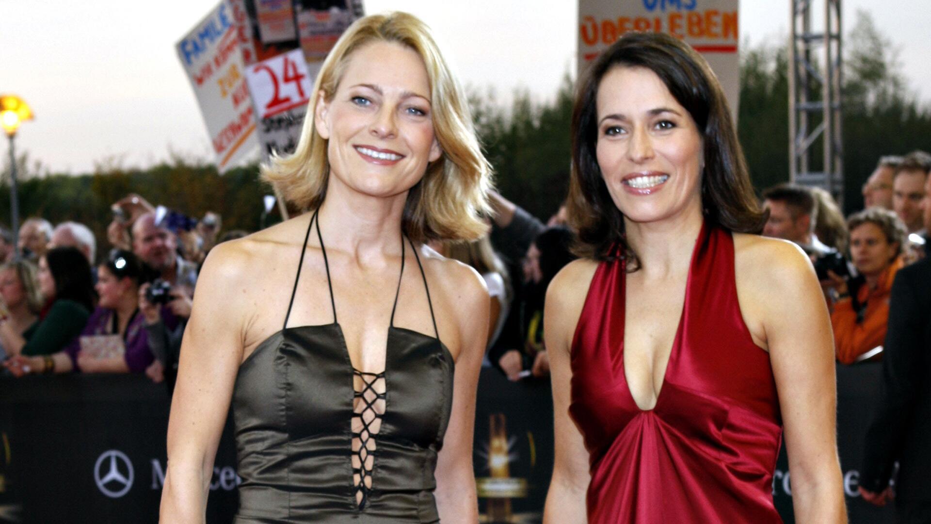 Bild zu Miriam Meckel, Anne Will, Deutscher Filmpreis, Köln, Coloneum, 2008