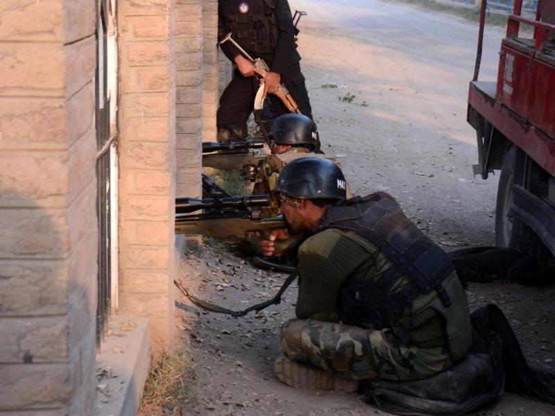 Bild zu Einsatz gegen die Taliban