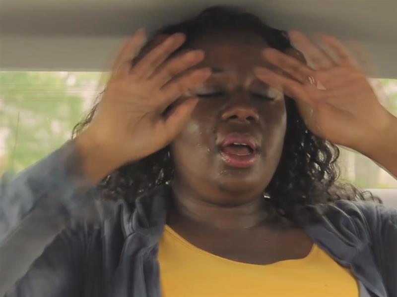 Bild zu Krasses Experiment: Eingesperrt in überhitztem Auto
