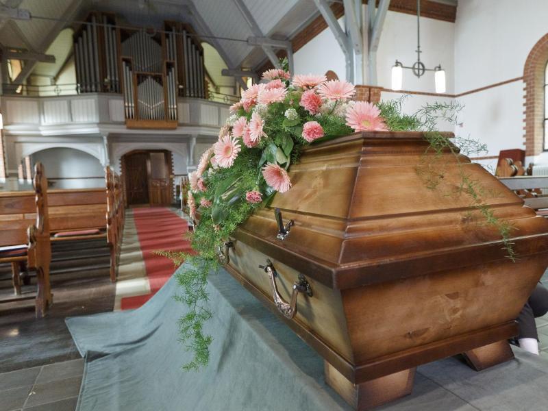 Bild zu Bestattungswünsche im Testament