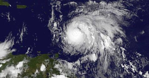 Hurrikan «Maria»