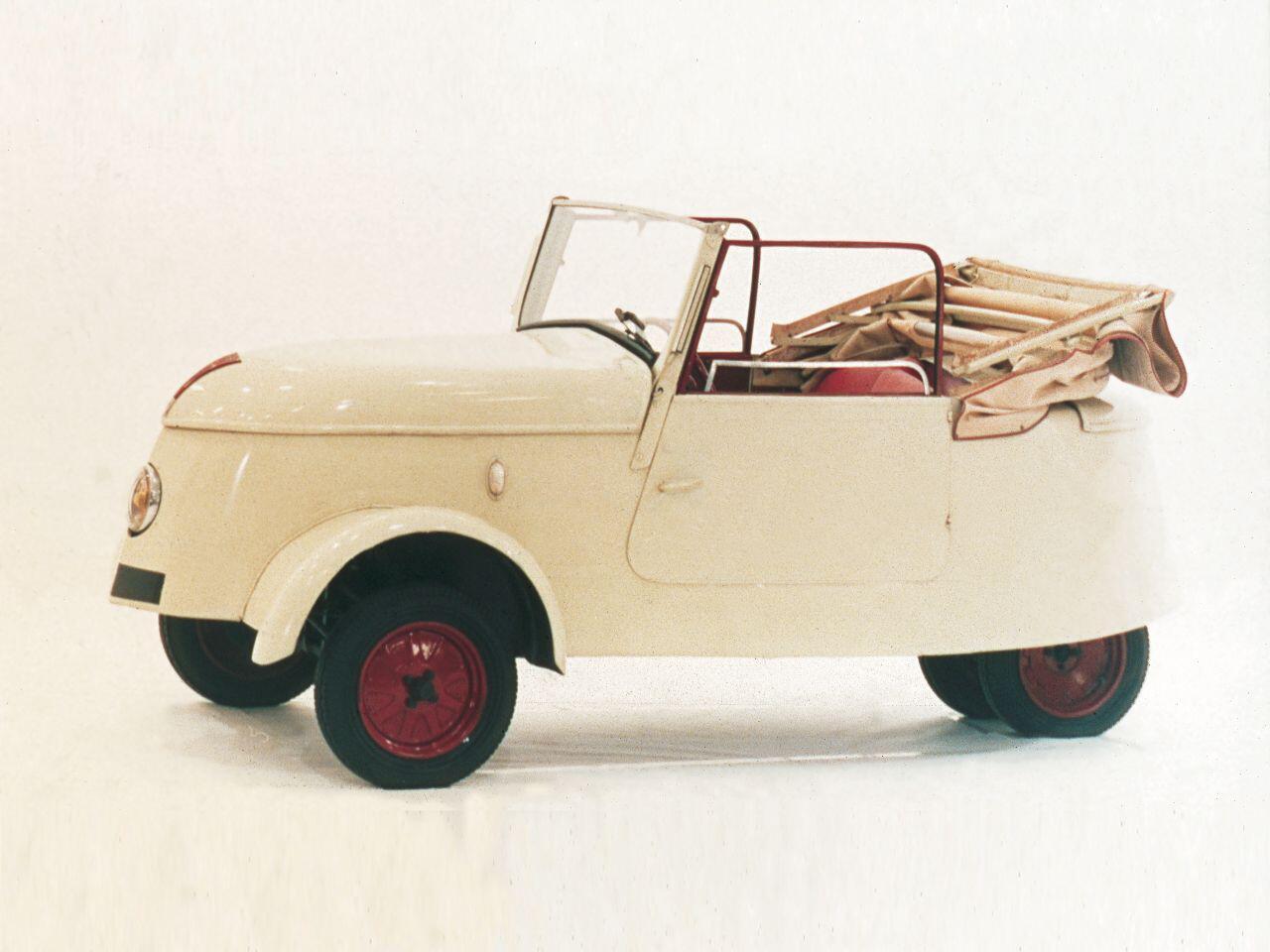 Bild zu 1941: Elektrofahrzeug VLV geht in Serie