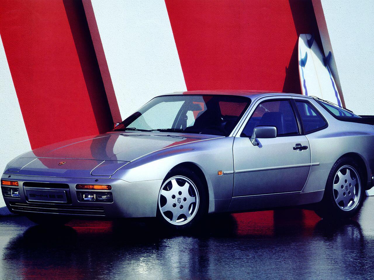 Bild zu Porsche 944 Turbo