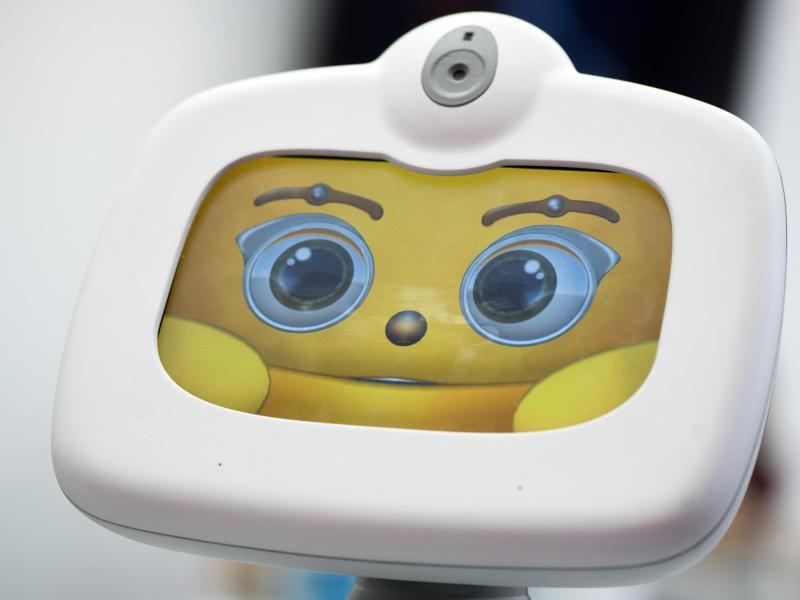 Bild zu Roboter Robelf