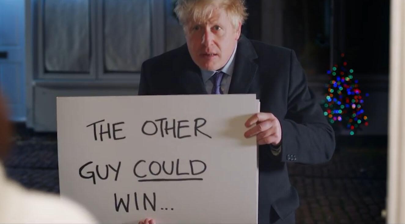 Bild zu Johnson Werbespot