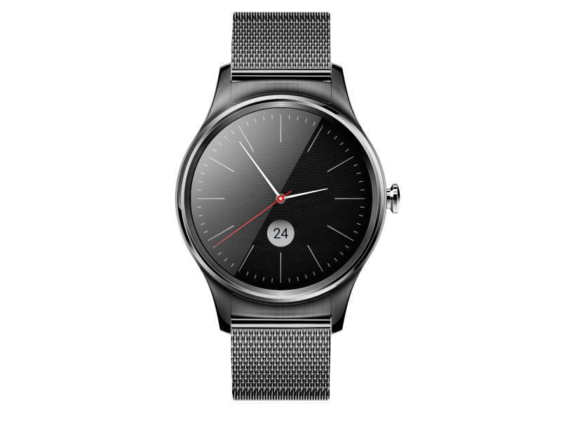 Bild zu Günstige Edelstahl-Smartwatch vonHaier