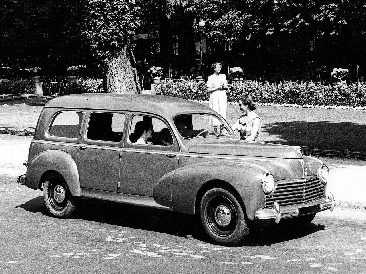 Bild zu Peugeot Erfolgstyp 203