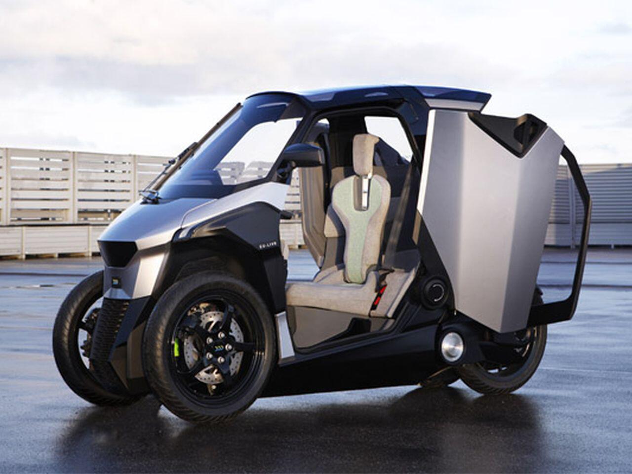 Bild zu PSA Hybrid-Kabinenroller