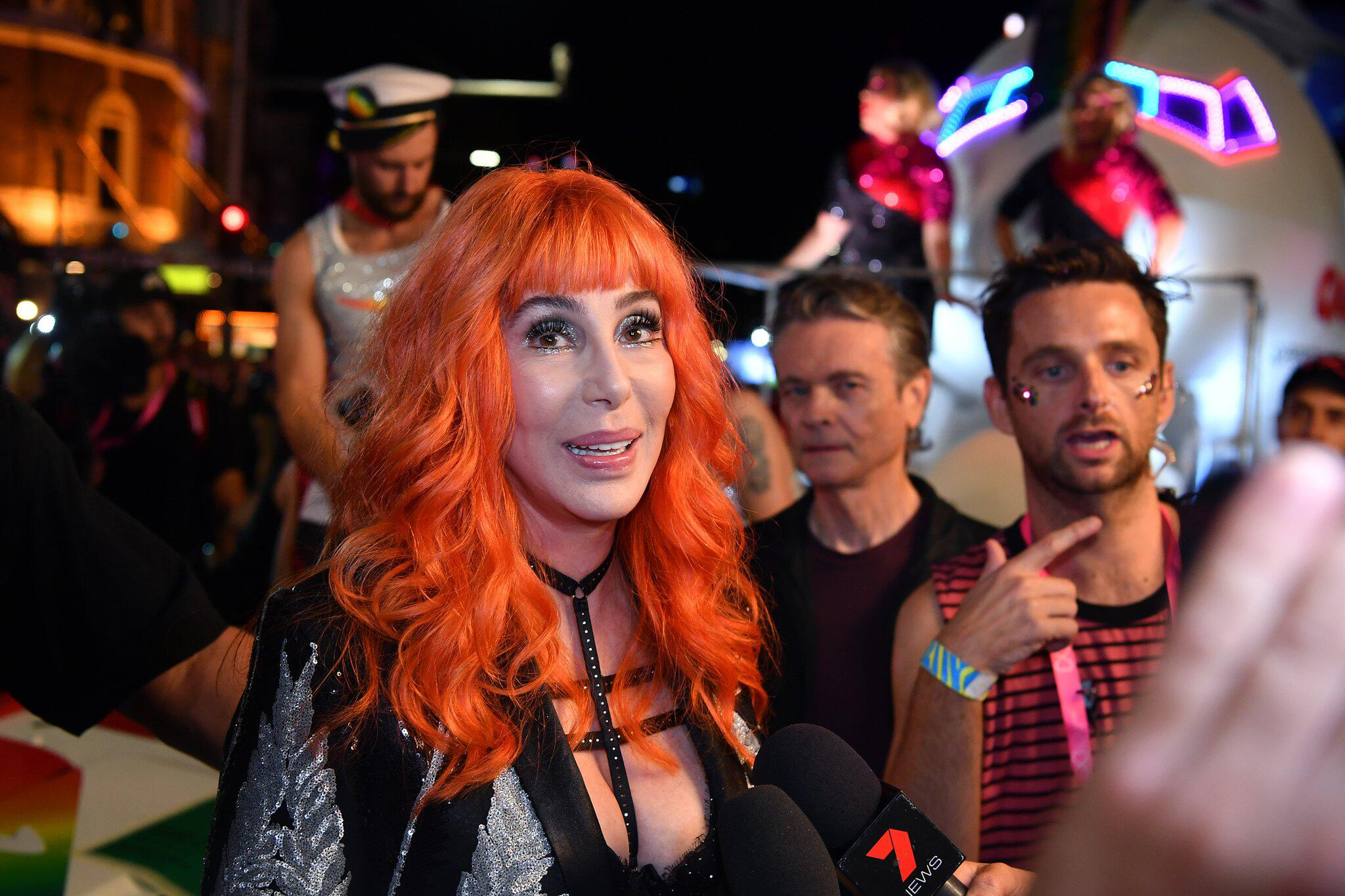 Bild zu Mardi Gras in Sydney