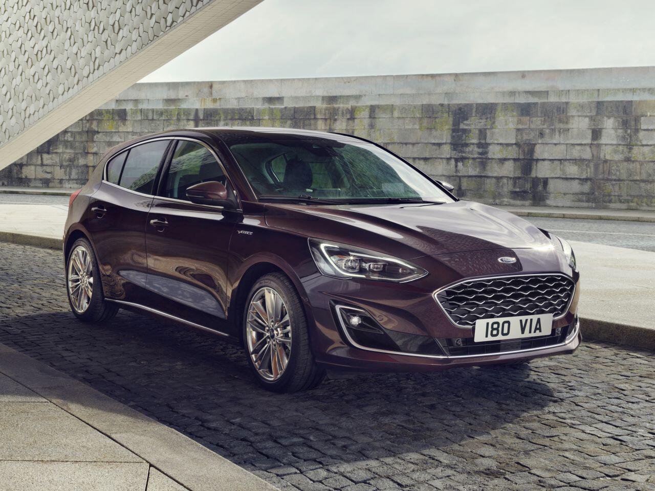 Bild zu Ford Focus Vignale 2018