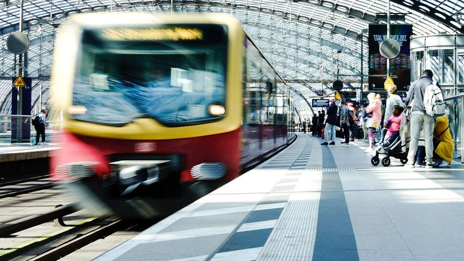 Lokführer-Streik im Personenverkehr – Berlin