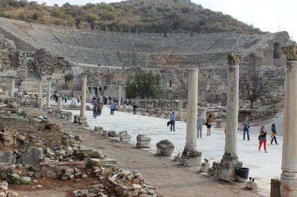 Prachtstraße von Ephesos