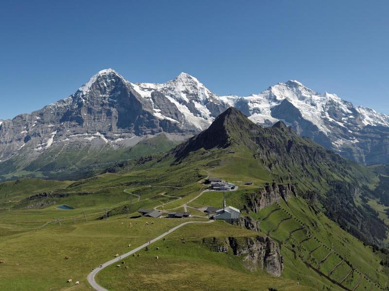 Bild zu Eiger, Mönch und Jungfrau
