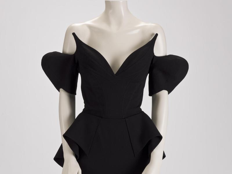 Bild zu Kleid von Thierry Mugler