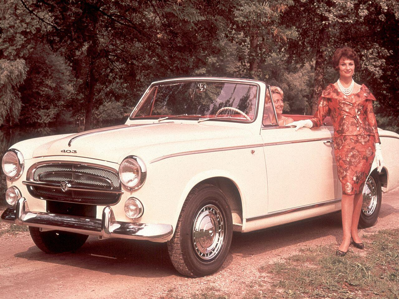 Bild zu Peugeot 403