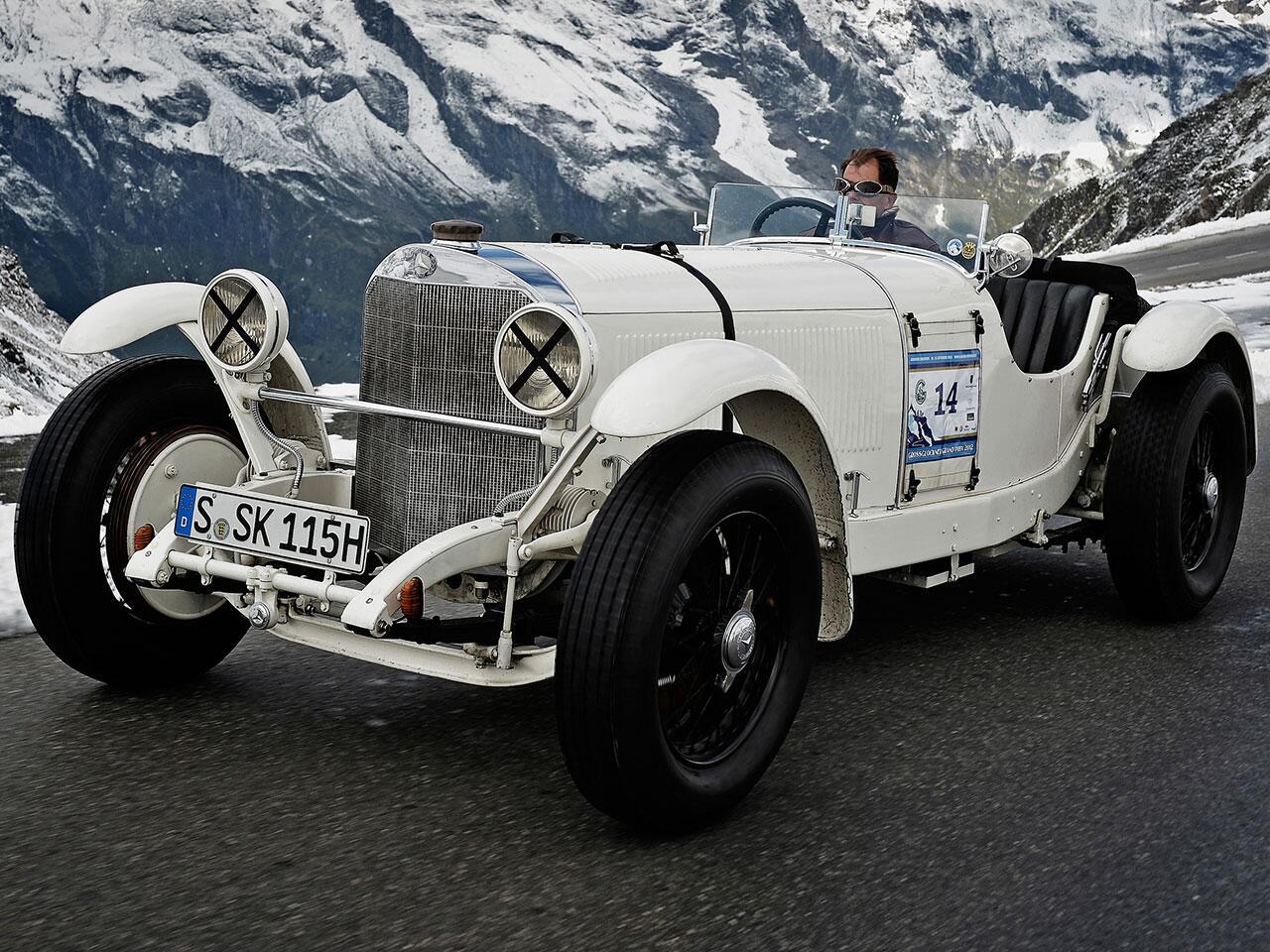 Bild zu Mercedes-Benz SSK