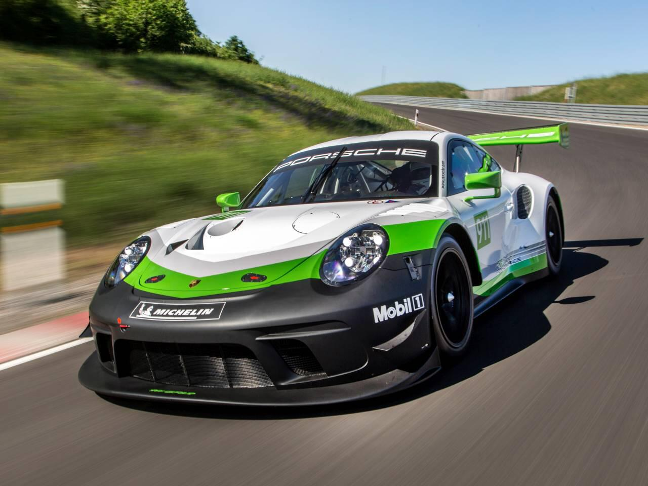 Bild zu Porsche 911 GT3 R