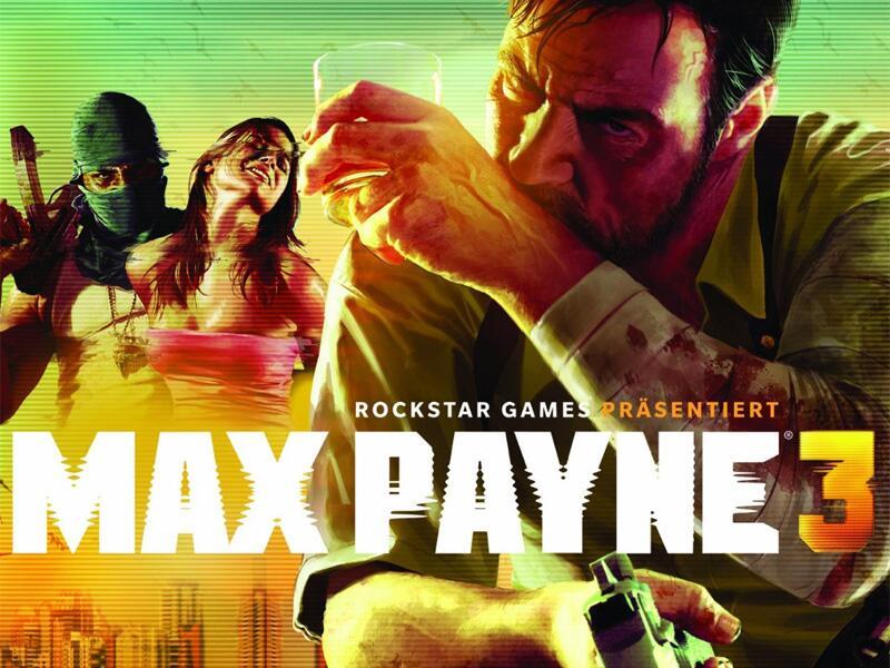 Bild zu Max Payne 3 - Cover