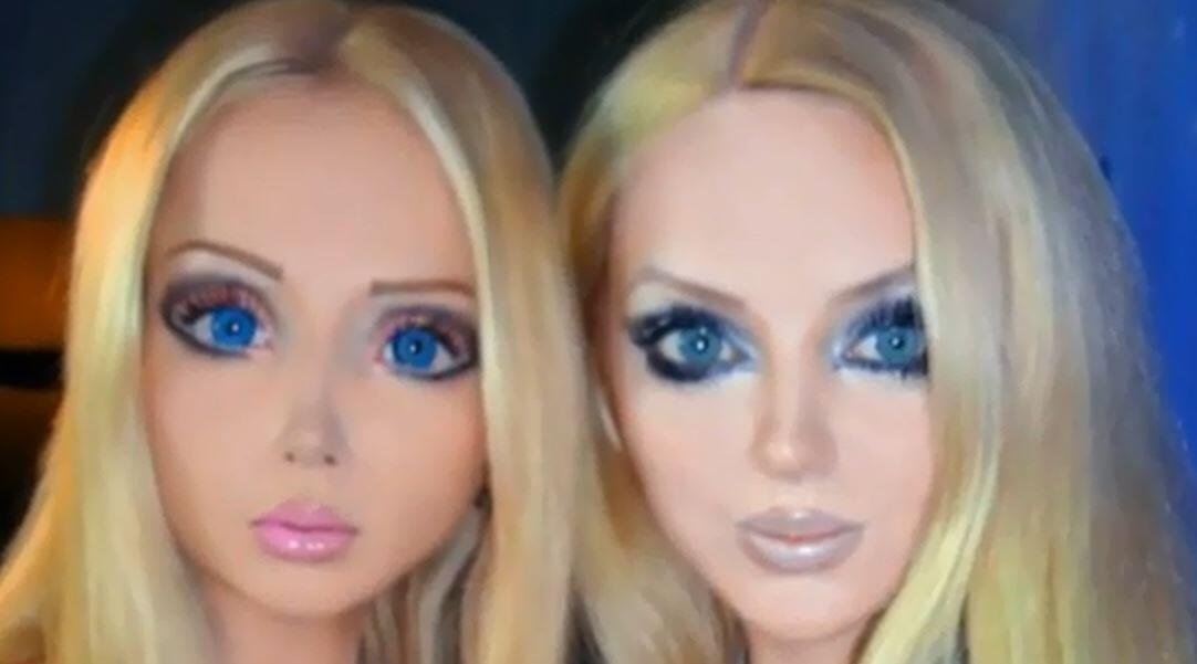 Bild zu Barbie, Schönheit, Ideal