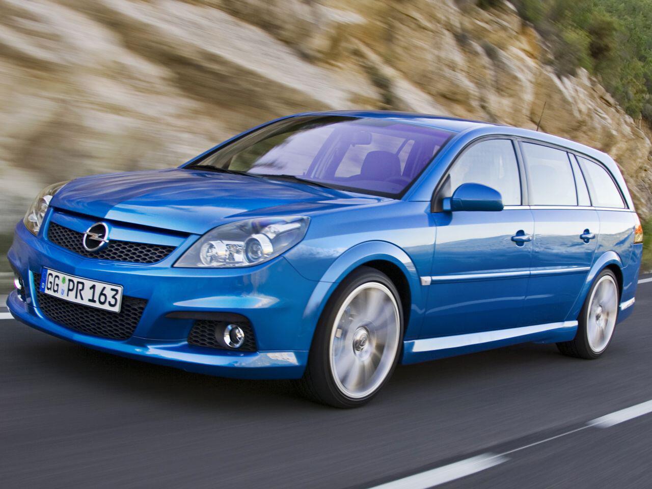 Bild zu Opel Vectra OPC Kombi