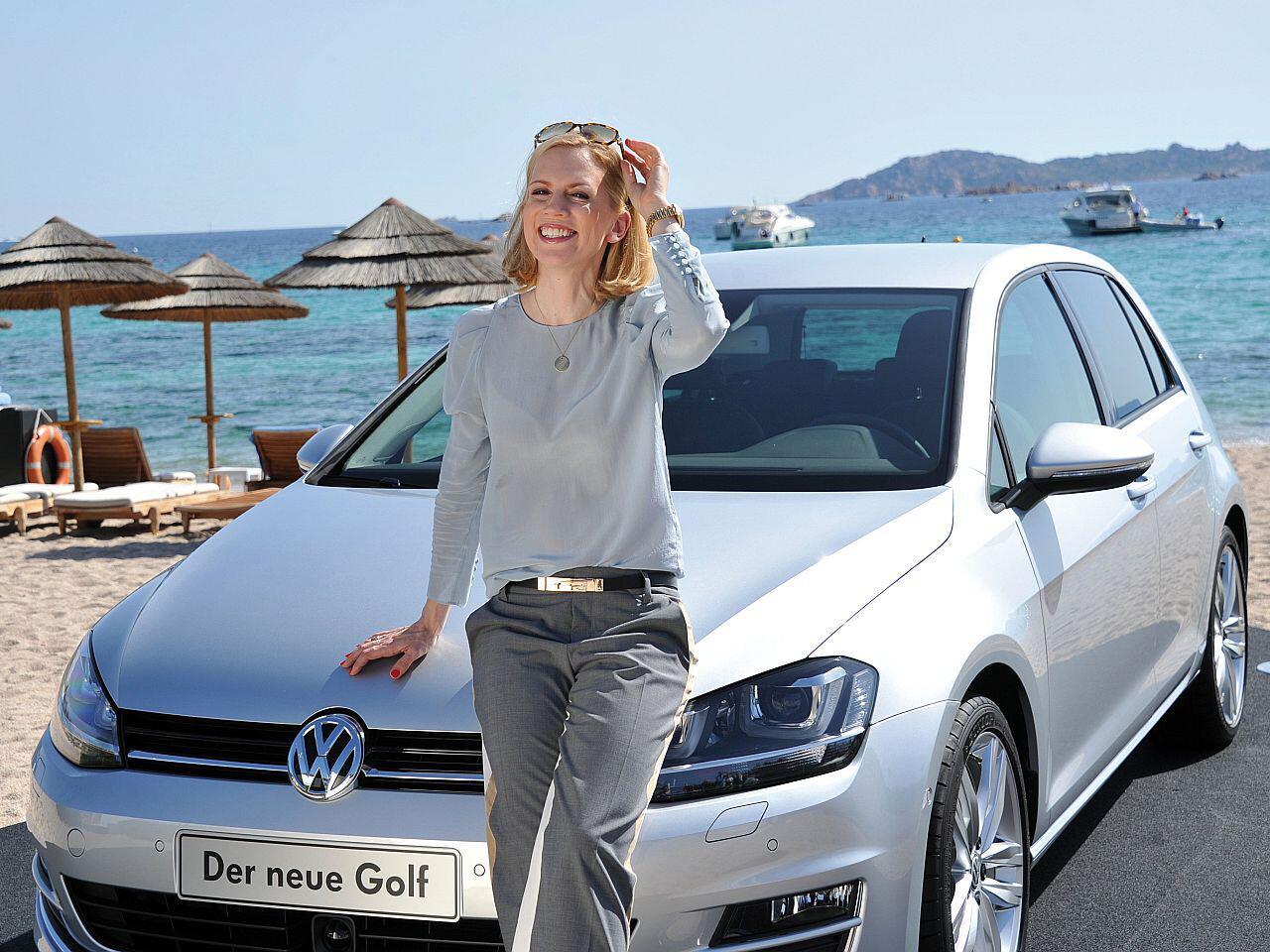 Bild zu 1. Platz: VW Golf