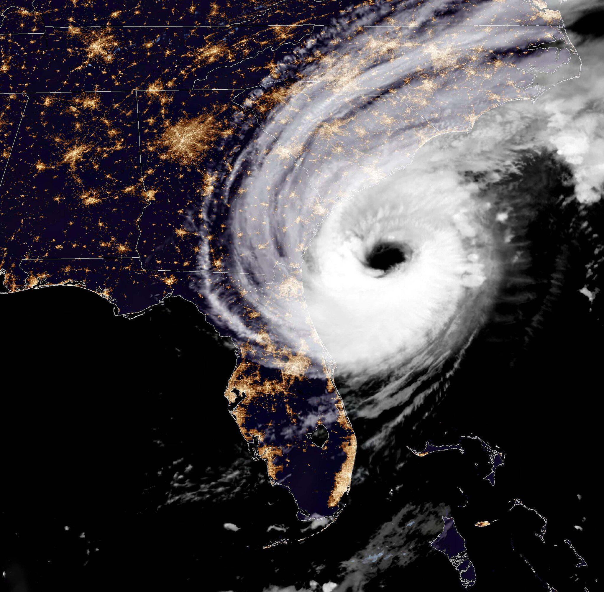 Hurrikan Dorian Wird Wieder St Rker Zahl Der Toten