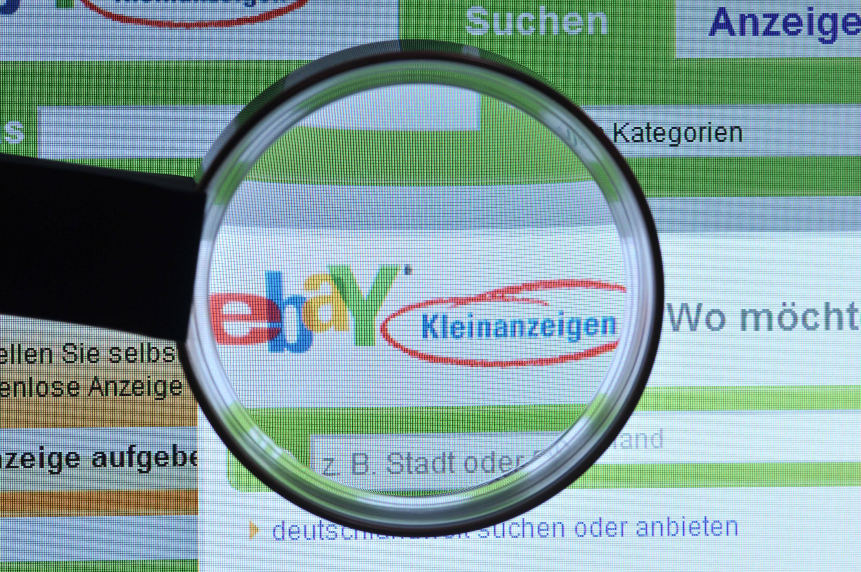 Bild zu ebay Kleinanzeigen