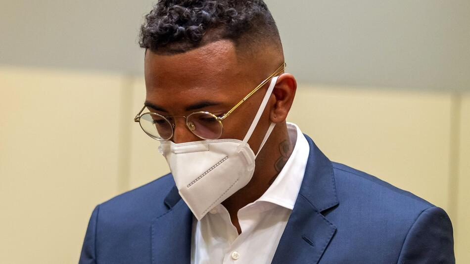 Boateng wegen Körperverletzung verurteilt