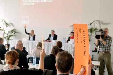 SPD Sonderparteitag