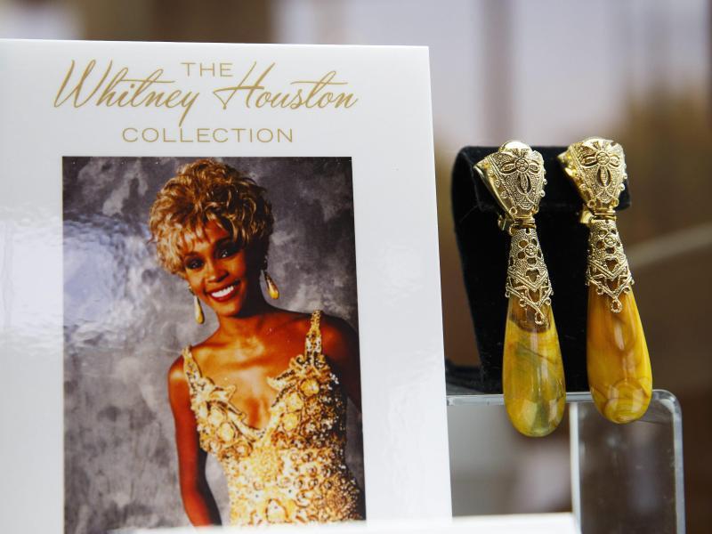 Bild zu Whitney Houston